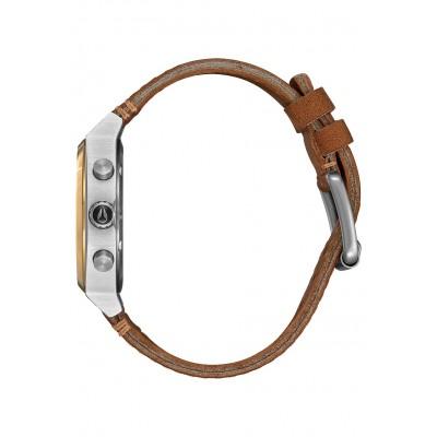 Мъжки часовник Nixon Time-Teller Chrono Leather A1164-2548