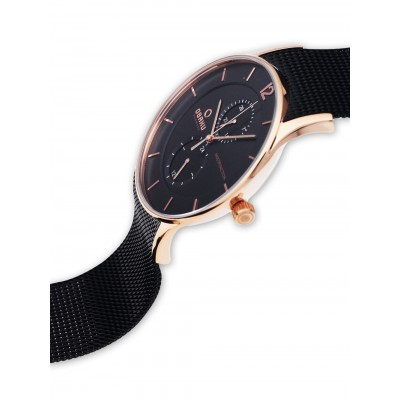 Мъжки часовник Obaku Men V157GMVBMB Multifunction
