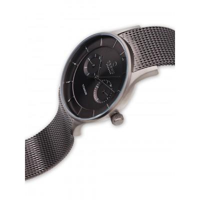 Мъжки часовник Obaku Men V175GMTJMJ Titanium