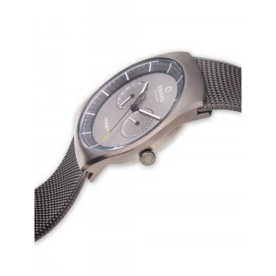 Мъжки часовник Obaku Men V176GMTJMJ Titanium