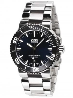 Мъжки часовник Oris Aquis 0173376534135-0782601PEB