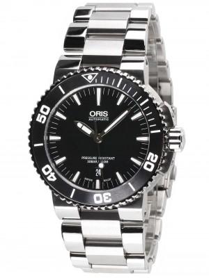 Мъжки часовник Oris Aquis 0173376534154-0782601PEB