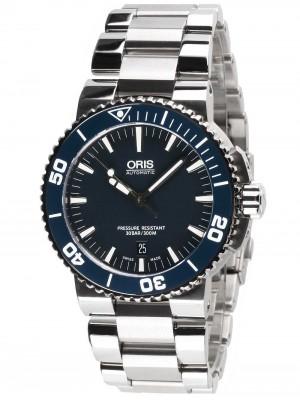 Мъжки часовник Oris Aquis 0173376534155-0782601PEB