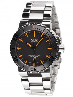 Мъжки часовник Oris Aquis 0173376534158-0782601PEB