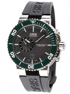 Мъжки часовник Oris Aquis 0174376734137-0742634EB