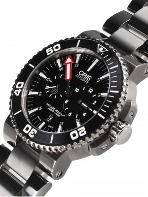Мъжки часовник Oris Aquis 0174976777154SET
