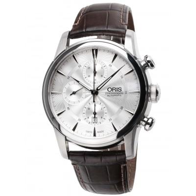 Мъжки часовник Oris Artelier 0177476864051-0752370FC Chrono