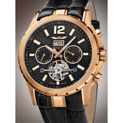 Мъжки часовник Perigaum P-1106-RS