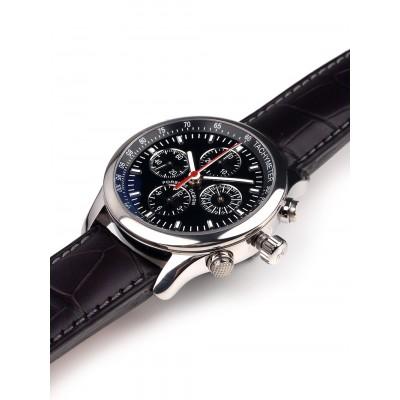 Мъжки часовник Porsche Design P6613 Rattrapante 6613.12.40.1143