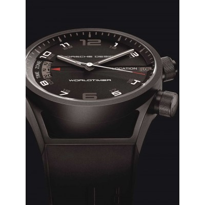 Мъжки часовник Porsche Design P6750 Worldtimer 6750.13.44.1180