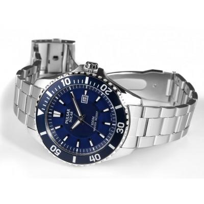 Мъжки часовник Pulsar Solar PX3033X1
