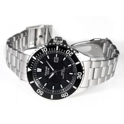 Мъжки часовник Pulsar Solar PX3035X1