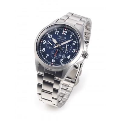 Мъжки часовник Pulsar Chronograph PX5001X1 Solar