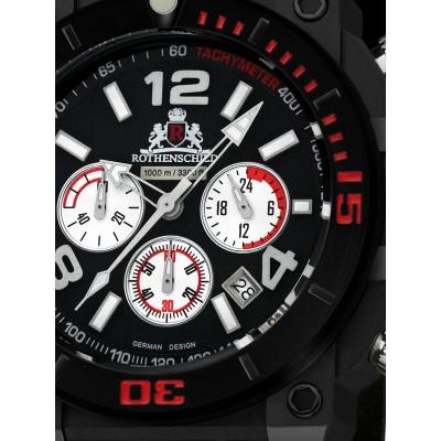 Мъжки часовник Rothenschild RS-1111-IB-S-PU