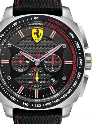 Мъжки часовник Scuderia Ferrari Aero Evo 0830166 Chrono