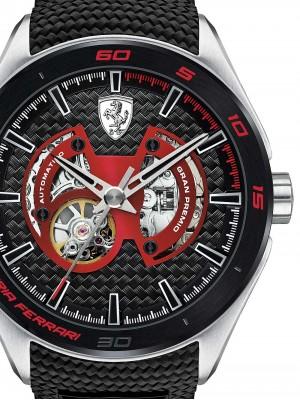 Мъжки часовник Scuderia Ferrari Gran Premio Automatico 0830348