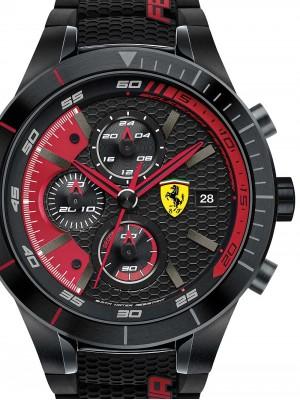 Мъжки часовник Scuderia Ferrari Red Red Evo 0830260 Chrono