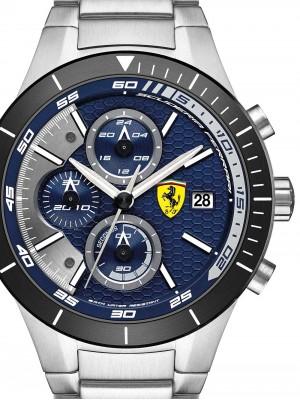 Мъжки часовник Scuderia Ferrari Red Red Evo 0830270 Chrono