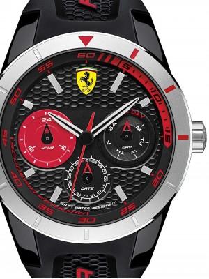 Мъжки часовник Scuderia Ferrari Red Rev T 0830254