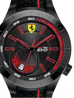 Мъжки часовник Scuderia Ferrari RedRev Evo 0830339