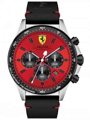Мъжки часовник Scuderia Ferrari Pilota 0830387 Chrono