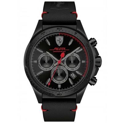Мъжки часовник Scuderia Ferrari Pilota 0830434 Chrono