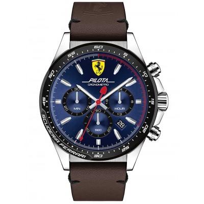Мъжки часовник Scuderia Ferrari Pilota 0830435 Chrono
