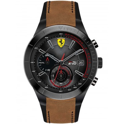 Мъжки часовник Scuderia Ferrari Red Rev Evo 0830398