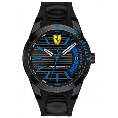 Мъжки часовник Scuderia Ferrari Red Rev T 0830427
