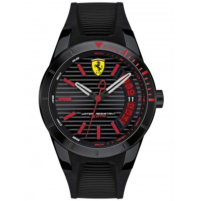 Мъжки часовник Scuderia Ferrari Red Rev T 0830428