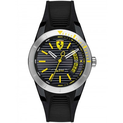 Мъжки часовник Scuderia Ferrari Red Rev T 0840015