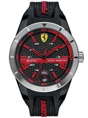 Мъжки часовник Scuderia Ferrari Red Rev T 0830253