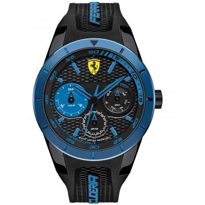 Мъжки часовник Scuderia Ferrari Red Rev T 0830256