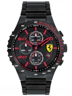 Мъжки часовник Scuderia Ferrari Speciale Evo 0830361 Chrono
