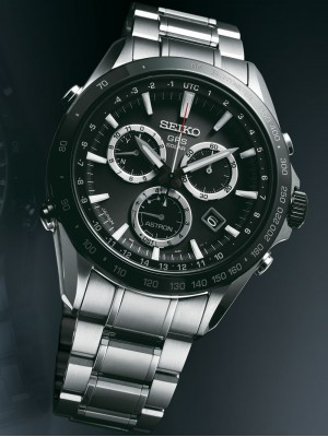 Мъжки часовник Seiko Astron SSE011J1