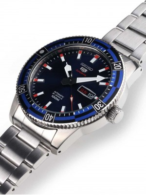 Мъжки часовник Seiko 5 SRP731K1 Automatic