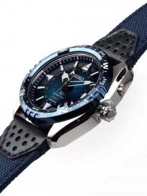 Мъжки часовник Seiko Prospex SUN059P1 Kinetic GMT