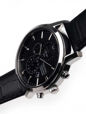 Мъжки часовник Seiko Sapphire Chronograph SNDG69P1