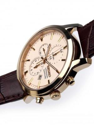Мъжки часовник Seiko Sapphire Chronograph SNDG70P1