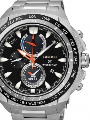 Мъжки часовник Seiko Prospex Sea SSC487P1 Chrono