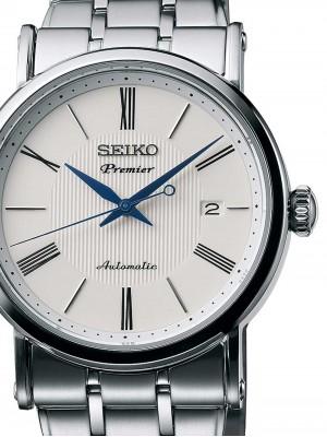 Мъжки часовник Seiko Premier SRPA17J1 Automatic