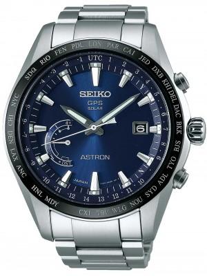 Мъжки часовник Seiko Astron SSE109J1 GPS Solar