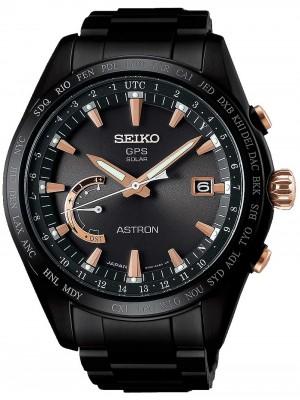 Мъжки часовник Seiko Astron SSE113J1 GPS Solar