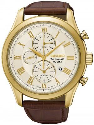Мъжки часовник Seiko Chronograph SNAF72P1