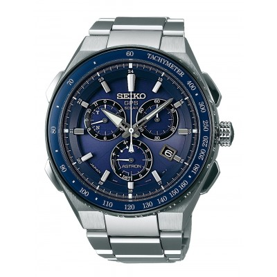 Мъжки часовник Seiko Astron Solar Chrono SSE127J1 Limited