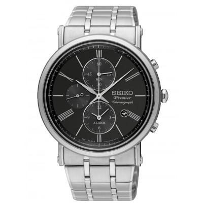 Мъжки часовник Seiko Premier Chrono SNAF75P1