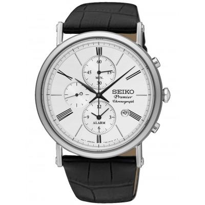 Мъжки часовник Seiko Premier Chrono SNAF77P1