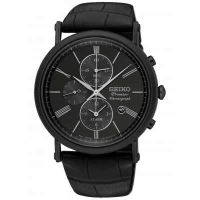 Мъжки часовник Seiko Premier Chrono SNAF79P1