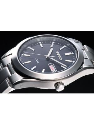 Мъжки часовник Seiko SNE039P1 Solar
