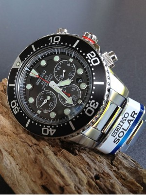 Мъжки часовник Seiko SSC015P1